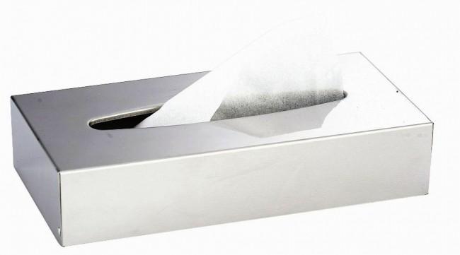 מתקן לממחטות נייר טישו