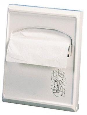 מתקן נייר למושב אסלה קטן