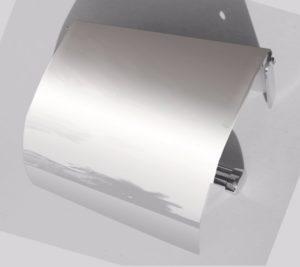 מתקן נייר טאולט סגור