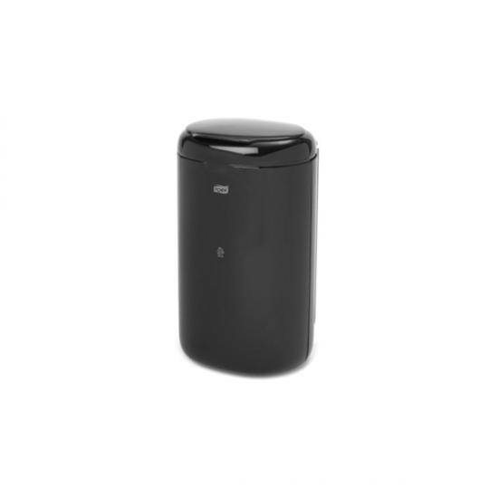 פח אשפה תלוי 5 ליטר שחור/לבן