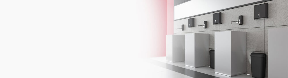 הסדרה השחורה - מתקנים לחדרי שירותים