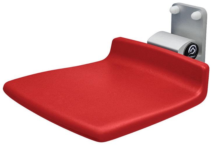 כיסא מקלחת מתקפל לחדרי רחצה לנכים