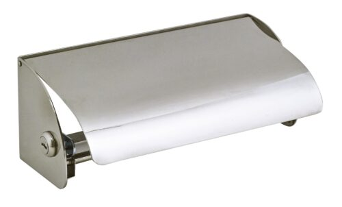 מחזיק נייר טואלט קלפה עם נעילה